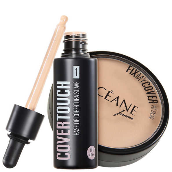 Océane Femme Fix My Cover Touch 1 Kit (2 Produtos)