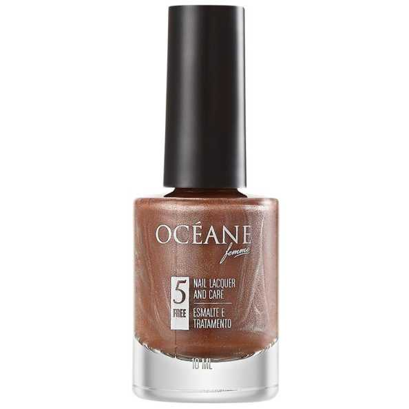 Océane Femme Nail Lacquer And Care Esther - Esmalte 10ml