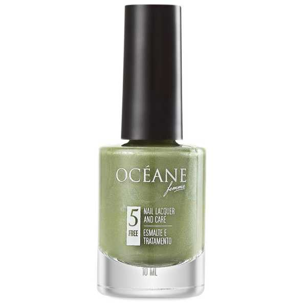 Océane Femme Nail Lacquer And Care Secret Garden - Esmalte 10ml