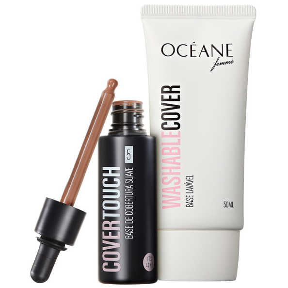 Océane Femme Perfect Cover 5 Kit (2 Produtos)