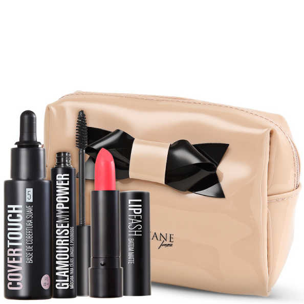Océanne Femme Cover Touch 5 Glamourise Cassandra Starlet Kit (4 Produtos)