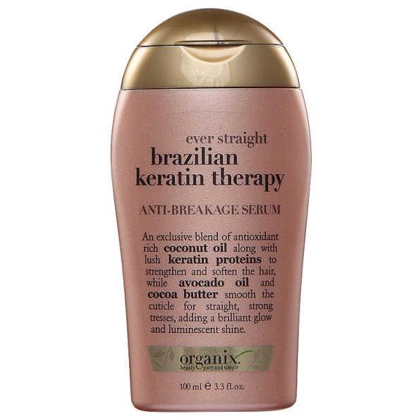 Organix Brazilian Keratin Therapy Anti-Breakage Serum - Sérum 100ml