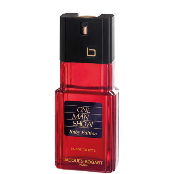 One Man Show Ruby Edition Jacques Bogart Eau de Toilette - Perfume Masculino 100ml