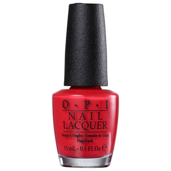 OPI Holland Collection Red Lights Ahead...Where? - Esmalte 15ml