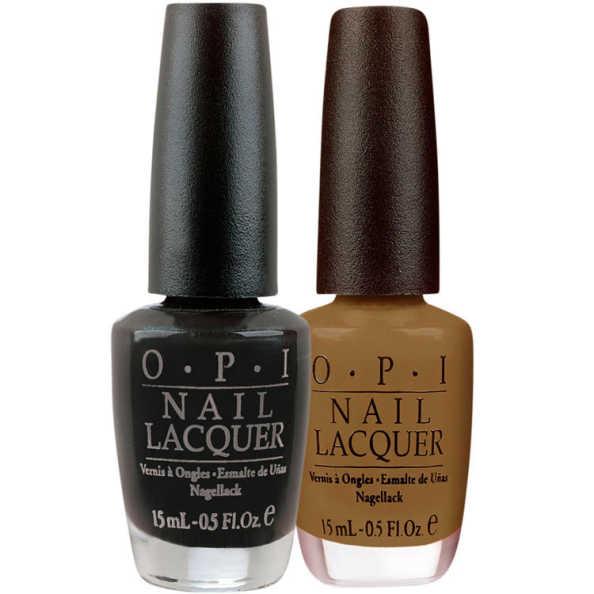 OPI Jacques Onyx Kit (2 Produtos)