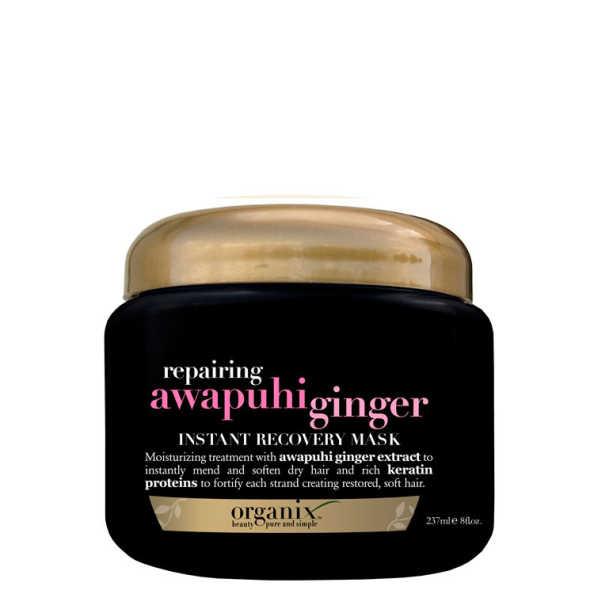 Organix Awapuhi Ginger Instant Recovery Mask - Máscara 237ml
