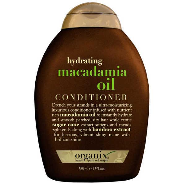 Organix Macadamia Oil Conditioner - Condicionador 385ml