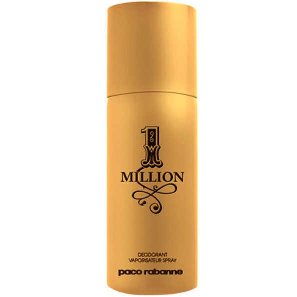 Paco Rabanne 1 Million Man Deo Spray - Desodorante Corporal 150ml
