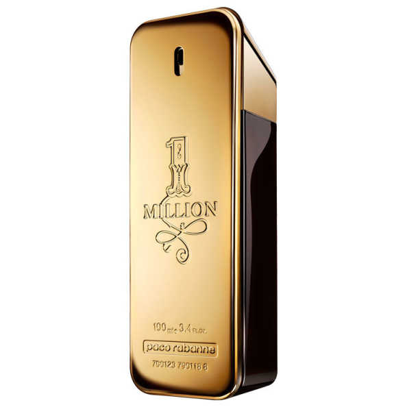 Paco Rabanne 1 Million Perfume Masculino - Eau de Toilette 100ml