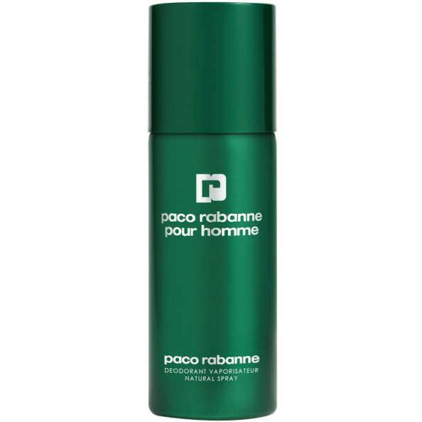 Paco Rabanne Pour Homme Deo Spray - Desodorante Corporal 150ml