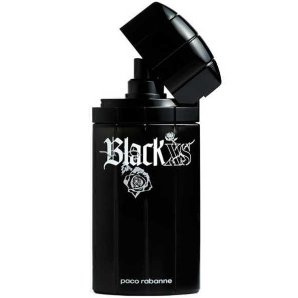 Black XS For Him Paco Rabanne Eau de Toilette - Perfume Masculino 100ml