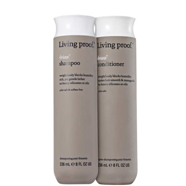 Living Proof No Frizz Duo Kit (2 Produtos)