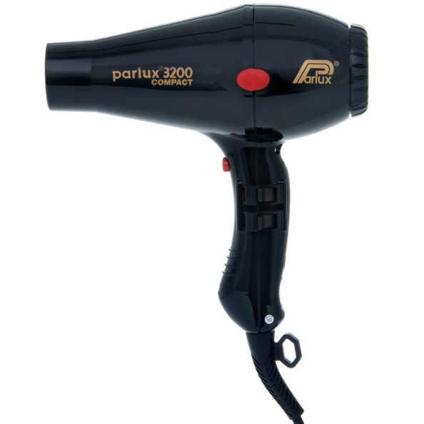 Parlux Secador 3200 Compact - 1900Watts - 220V - Preto