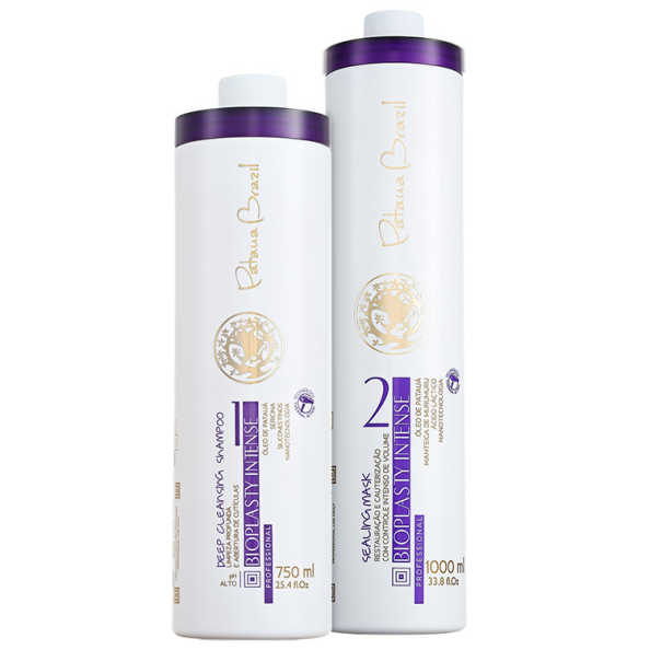Pataua Brazil Bioplasty Intense Duo Kit (2 Produtos)