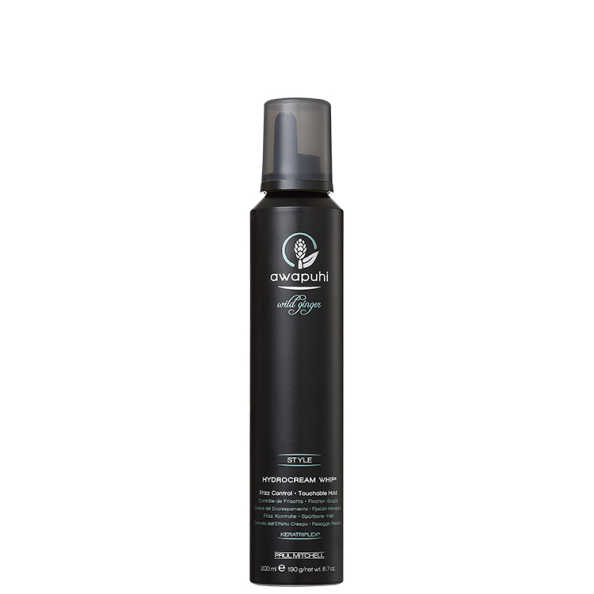 Paul Mitchell Awapuhi Wild Ginger Hydrocream Whip - Mousse Capilar 200ml