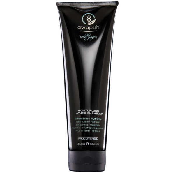 Paul Mitchell Awapuhi Wild Ginger Moisturizing Lather - Shampoo 250ml