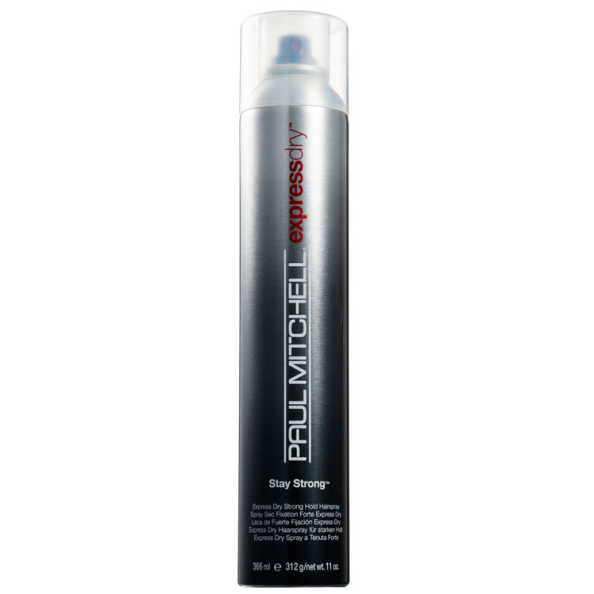 Paul Mitchell Express Dry Stay Strong Hold Spray - Spray Fixador 366ml