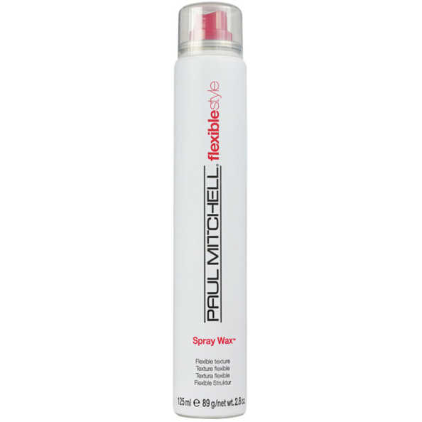 Paul Mitchell Flexible Style Spray Wax - Cera de Definição 125ml