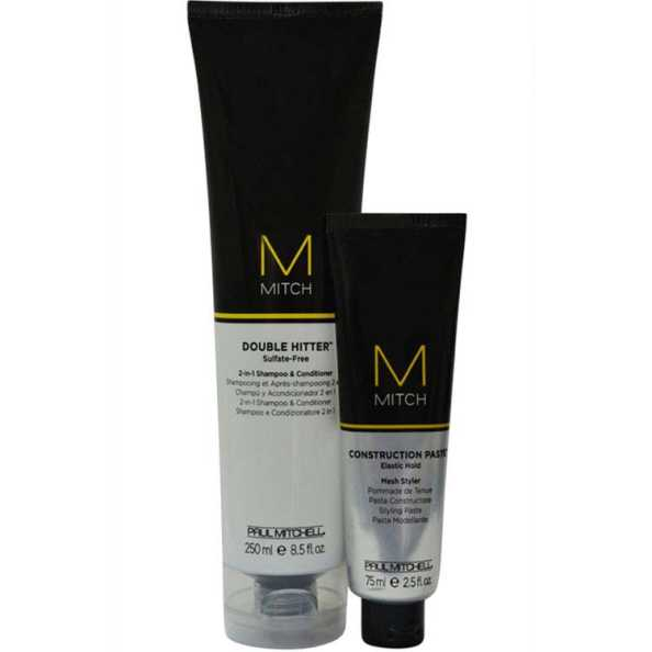Paul Mitchell Mitch Double Construction Kit (2 Produtos)