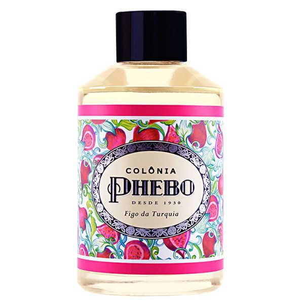Phebo Mediterrâneo Colônia Figo da Turquia Perfume Unissex - Eau de Cologne 200ml