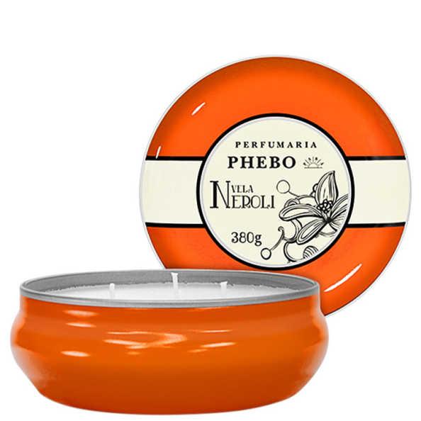 Phebo Perfumaria Águas de Phebo Neroli - Vela Perfumada 380g