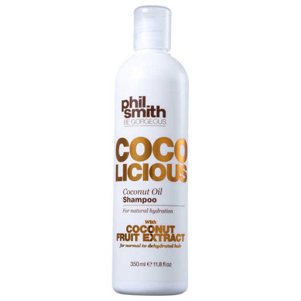 Phil Smith Coco-Licious Coconut Oil - Shampoo 350ml