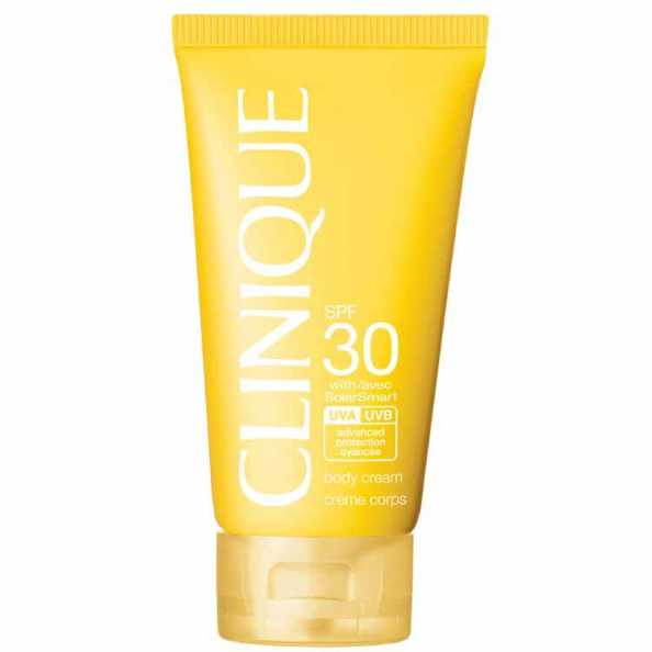 Clinique Spf 30 Body Cream - Protetor Solar 150ml