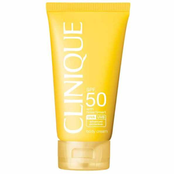 Clinique Spf 50 Body Cream - Protetor Solar 150ml