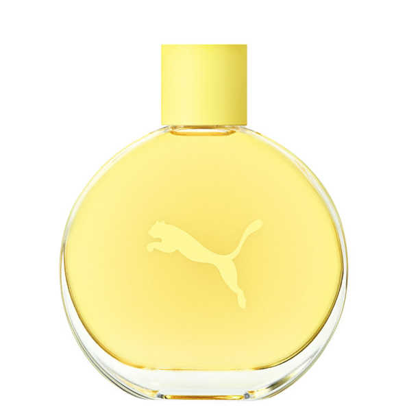 Puma Perfume Feminino Yellow Woman - Eau de Toilette 40ml