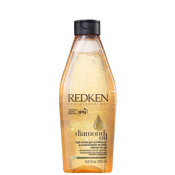 Redken Diamond Oil High Shine Gel Conditioner – Condicionador 250ml