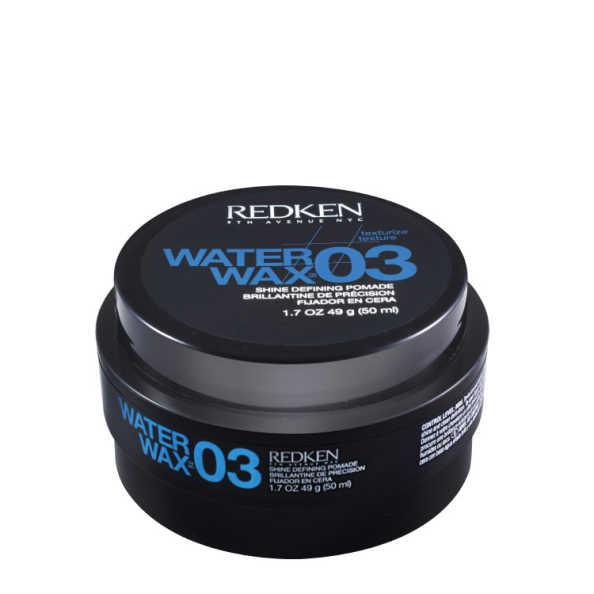 Redken Styling Texturize Water Wax 03 - Pomada Modeladora 50ml