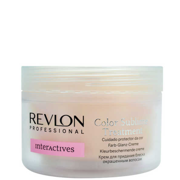 Revlon Professional Color Sublime Treatment - Máscara de Tratamento 200ml