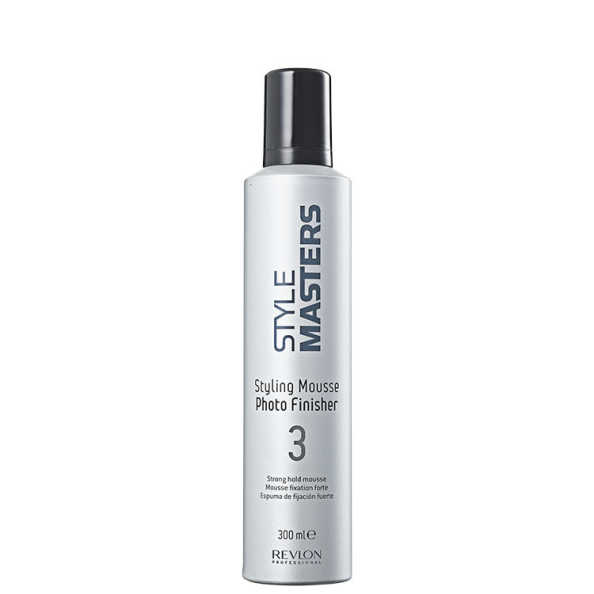 Revlon Professional Style Masters Styling Mousse Photo Finisher – Mousse 300ml