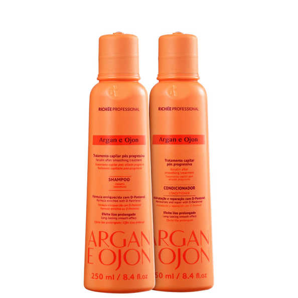 Richée Professional Argan e Ojon Duo Kit (2 Produtos)