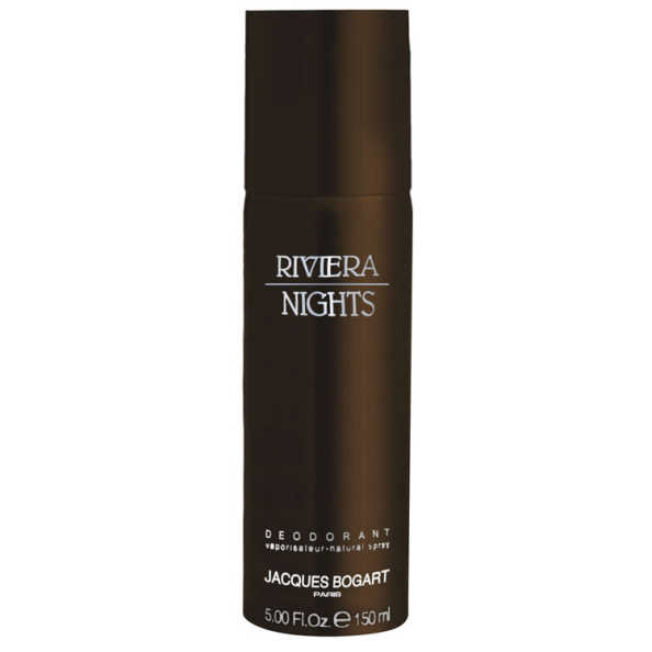 Jacques Bogart Riviera Nights Deo Spray Masculino - Desodorante Corporal 150ml