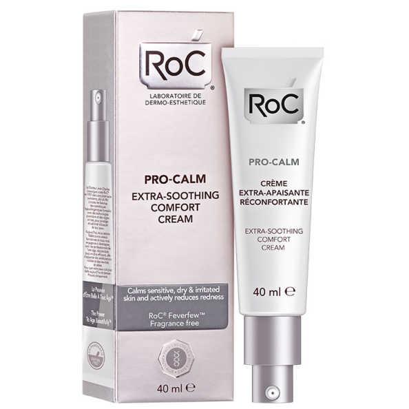 Roc Pro-Calm Extra-Soothing Comfort Cream - Creme Facial Hidratante 40ml