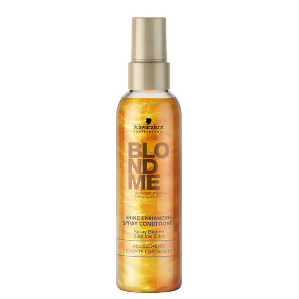 Schwarzkopf Professional Blondme Shine Enhancing Spray Conditioner All Blondes - Leave-in 150ml