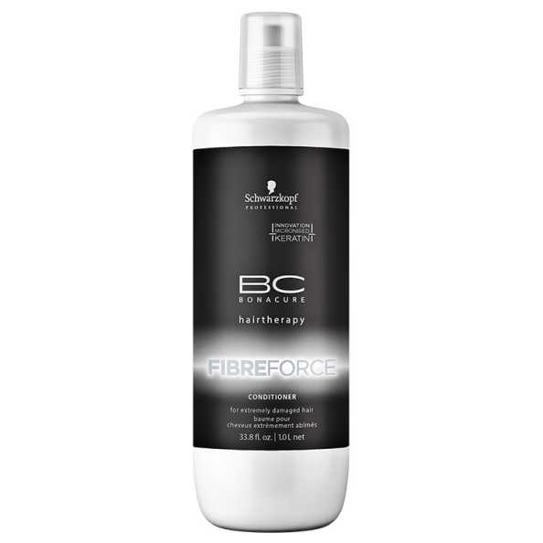 Schwarzkopf Professional BC Bonacure Fibre Force Conditioner - Condicionador 1000ml