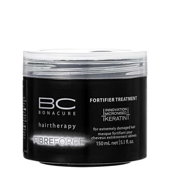 Schwarzkopf Professional BC Bonacure Fibre Force Fortifier Treatment - Máscara de Tratamento 150ml