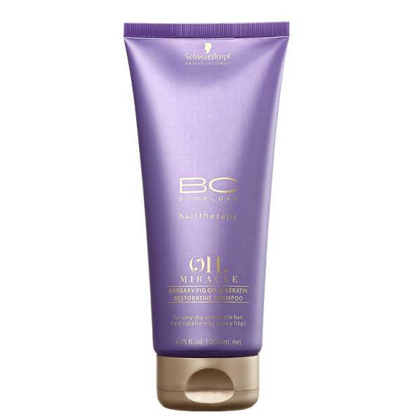 Schwarzkopf Professional BC Bonacure Oil Miracle Barbary Fig - Shampoo 200ml