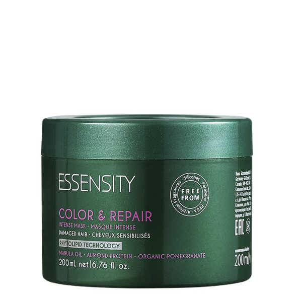 Schwarzkopf Professional Essensity Color & Repair - Máscara 200ml