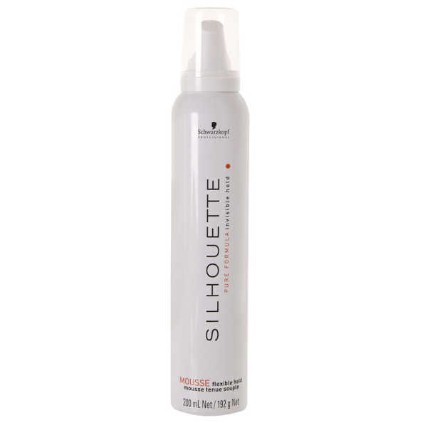 Schwarzkopf Professional Silhouette Mousse Flexible Hold - Finalizador 200ml