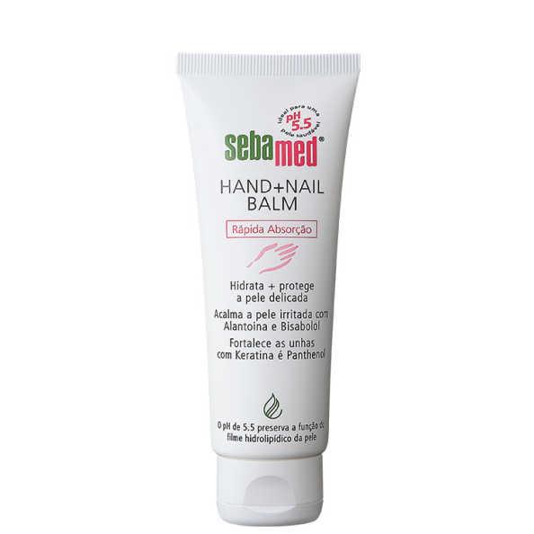 Sebamed Hand + Nail Balm - Creme para Mãos 75ml