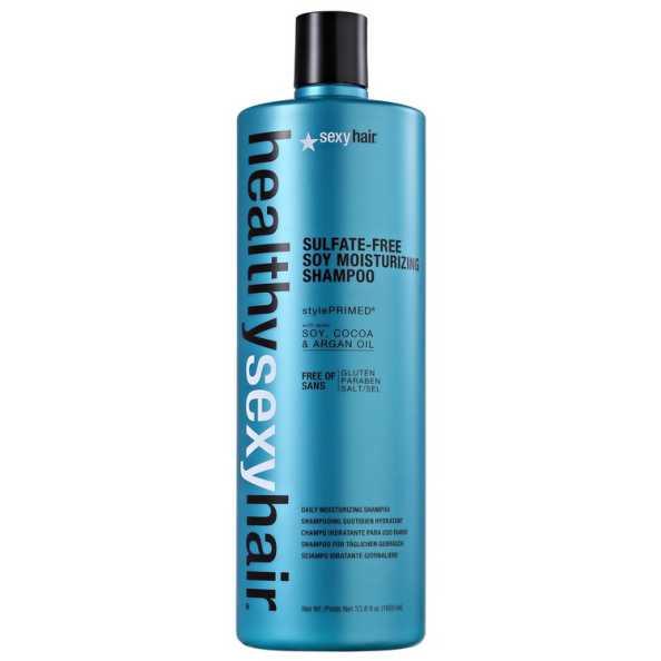 Sexy Hair Healthy Color Safe Soy Moisturizing  - Shampoo 1000ml