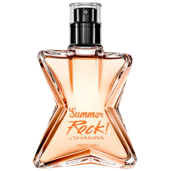 Summer Rock! Fruity Vibes Shakira Eau de Toilette - Perfume Feminino 30ml