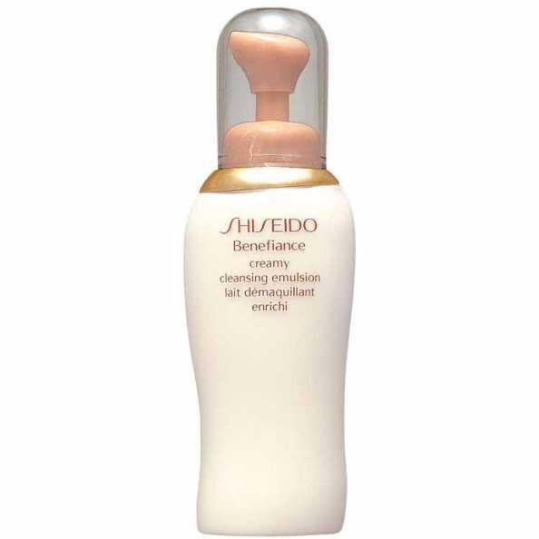 Shiseido Benefiance Creamy Cleansing Emulsion - Demaquilante 200ml