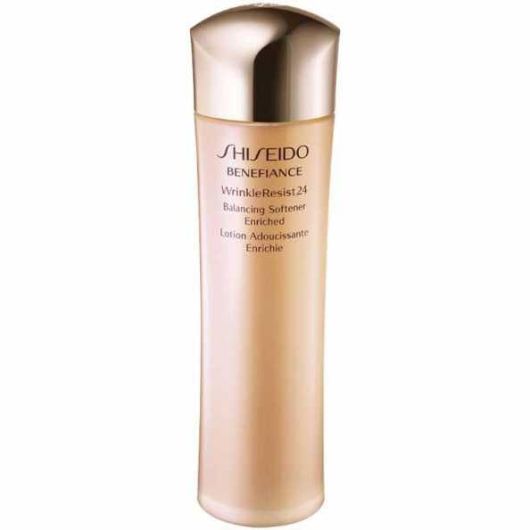 Shiseido Benefiance Wrinkle Resist 24 Balancing Softner Enriched - Loção Tônica 150ml