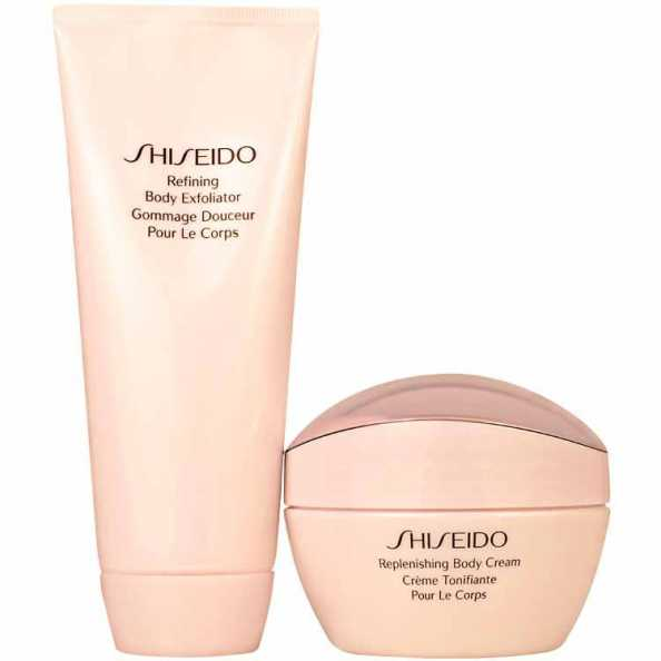 Shiseido Body Care Refining Replenishing Kit (2 Produtos)