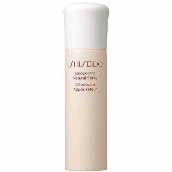 Shiseido Deodorant Natural Spray - Desodorante Corporal100ml