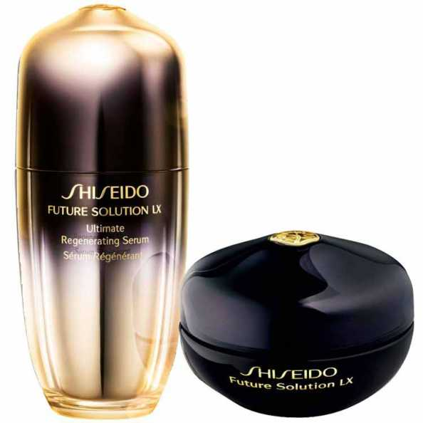 Shiseido Future Solution LX Eye and Lip Treatment (2 Produtos)